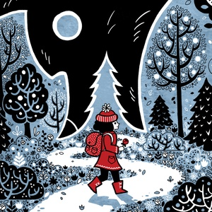 Little Red Hat - La Petite tuque rouge