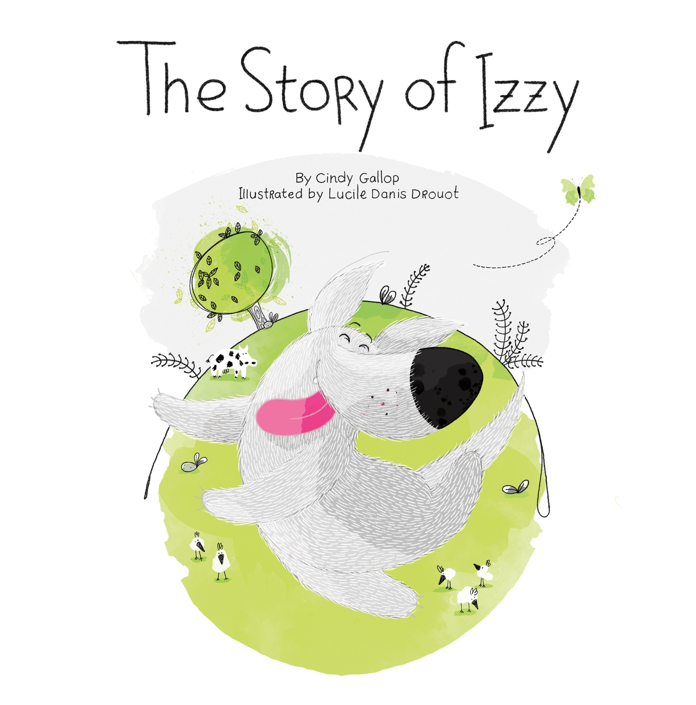 Lucile Danis Drouot - The Story Of Izzy