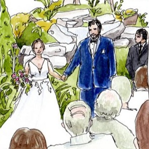 Illustrated Wedding