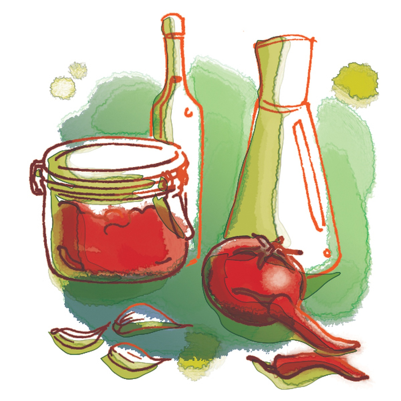 Béatrice Favereau - sauces