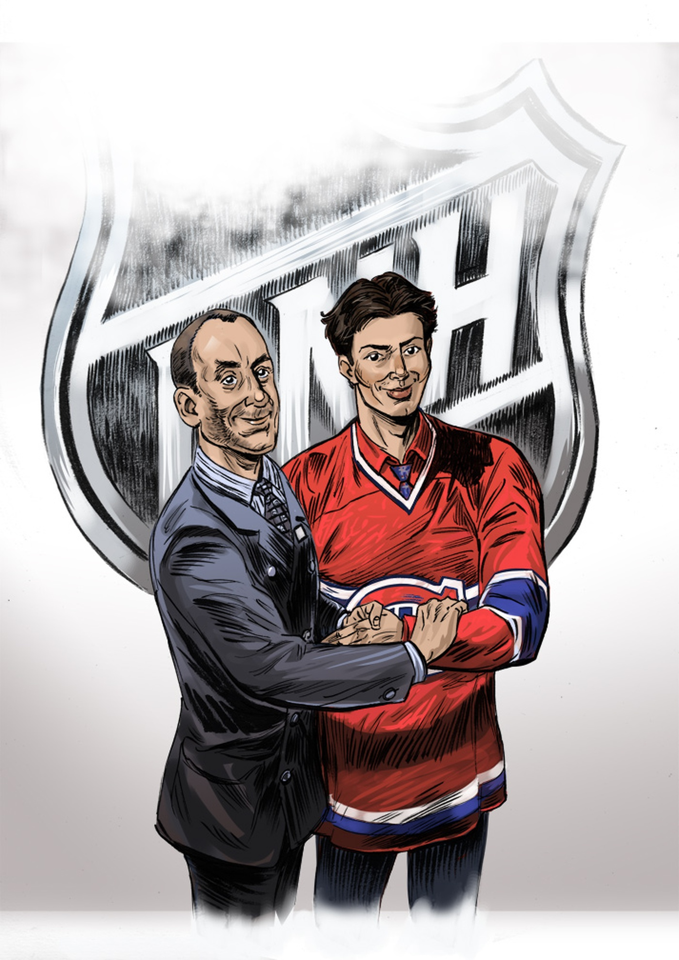 Simon Dupuis - carey-price-gainey-iq