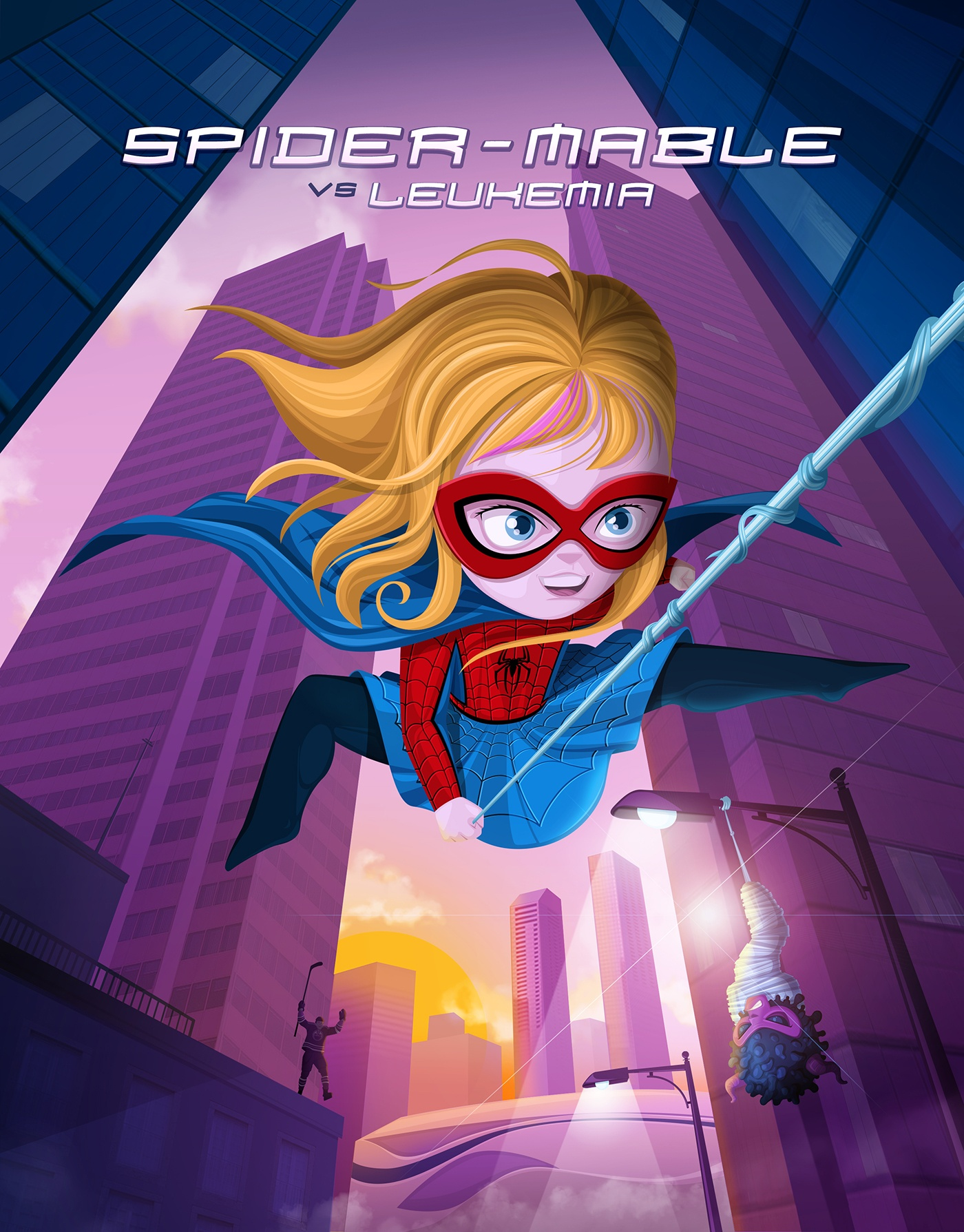 Manuel Petersen - SpiderMable - page couverture