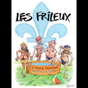 Les frileux / the chilly