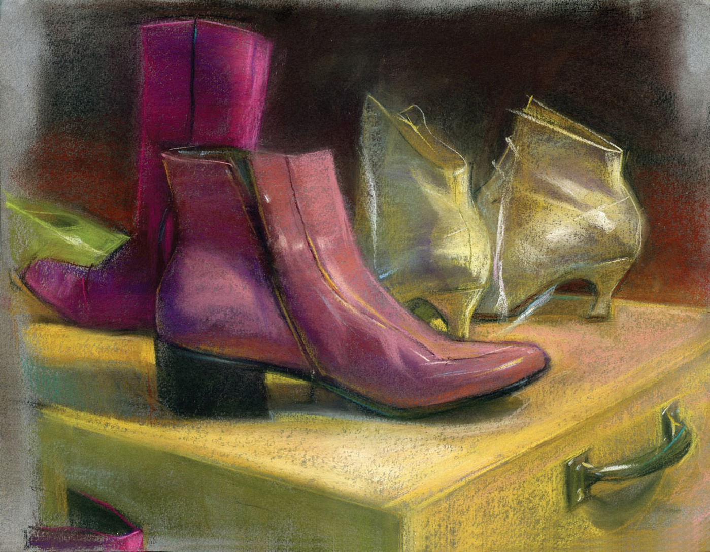 Alain Massicotte - Chaussures