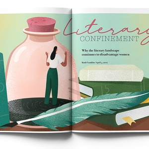 Illustration magazine