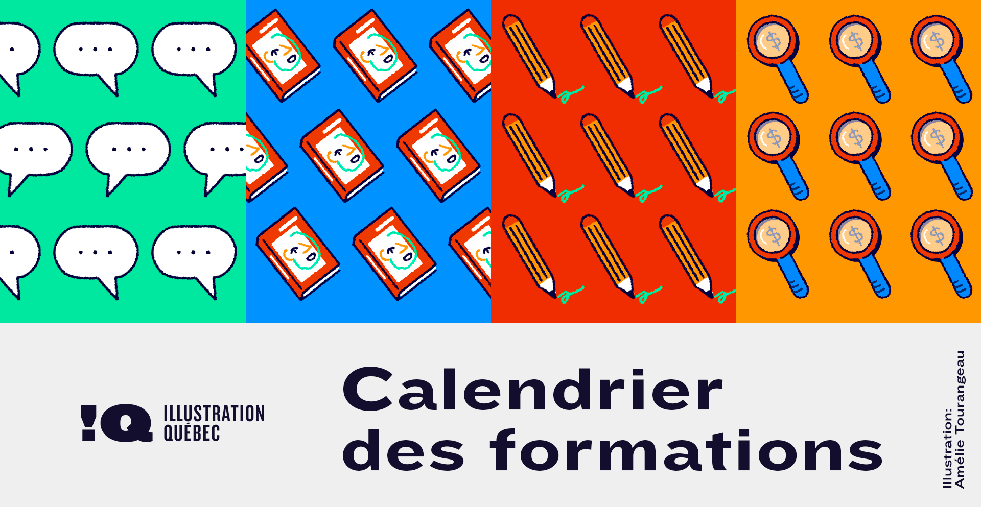 Inscriptions aux formations 2020-2021